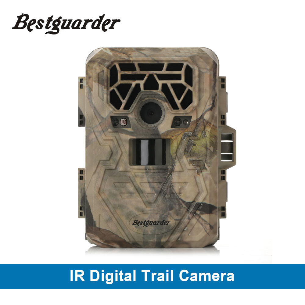 Full HD 940nm 12MP Camera de vânătoare GPS Trail Camera 1080P Video - Vânătoare