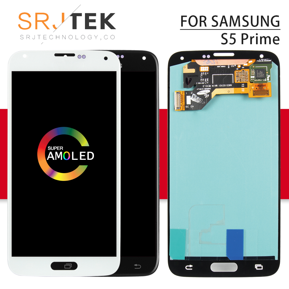 AMOLED/OLED Screen For Samsung Galaxy S5 Prime LCD G906 Display Touch Digitizer Sensor Glass Assembly G906S Display G906L G906KAMOLED/OLED Screen For Samsung Galaxy S5 Prime LCD G906 Display Touch Digitizer Sensor Glass Assembly G906S Display G906L G906K