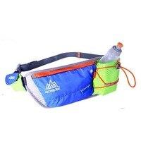 Waist Pack Pasa Torby Sportowe na zewnątrz Wodoodporny Running Unisex Nylonu waistbag Przenośne Fanny Pack dla Camping Piesze Wycieczki Wspinaczka