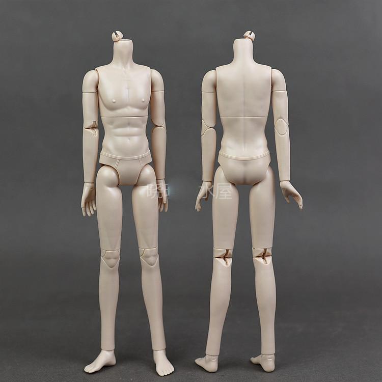купить No makeup Doll body /with 20 joint movable /for Xinyi boyfriend Prince Barbie Boy Bridegroom Ken Doll Birthday Gift Baby Toy онлайн