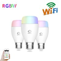 E27 Multicolor Smart LED Dimmer Bulb Lamp Indoor Mobile Phone Wireless Remote Control Light APP Timing
