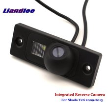 Liandlee For Skoda Yeti 2009-2013 Car Reverse Parking Camera Backup Rear View / SONY CCD Integrated Nigh Vision
