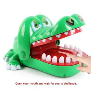 Crocodile Toy Luck B...