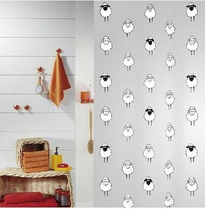 Online kopen Wholesale schapen gordijnen uit China schapen
