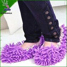 Тонкие швабры из синели; тапочки; обувь для отдыха; колпачки для швабры; комплект для дома и ванной; съемные тапочки; обувь для отдыха; botas mujer
