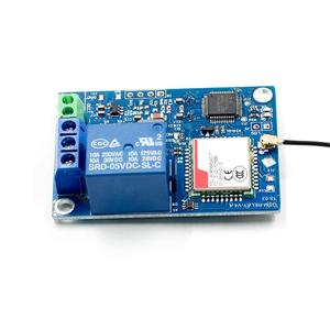 Image 5 - 1 Channel Relay Module SMS GSM Remote Control Switch SIM800C STM32F103CBT6 for Greenhouse Oxygen Pump