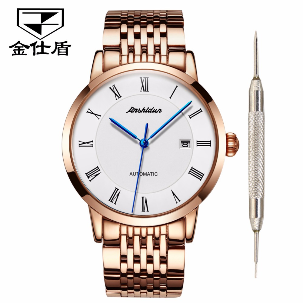 High Quality Men Watches Top Brand Luxury Sapphire Waterproof Watches Men Automatic Mechanical Wrist Watches Relojes hombre 8809 sports mens watches top brand luxury watch men high quality leather waterproof quartz wrist watches for men relojes hombre 2017