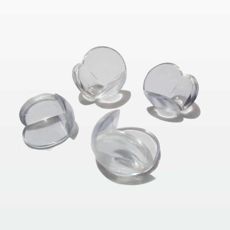 10 개/몫 가장자리 코너 가드 어린이 보안 아기 안전 테이블 코너 보호자 투명 Anti-Collision 각도 보호 커버