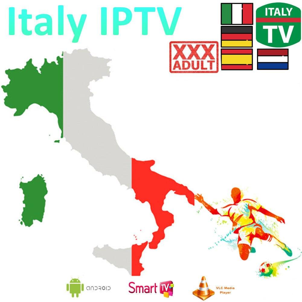 IPTV M3U Subscription For Iptv Italy UK Germany ...