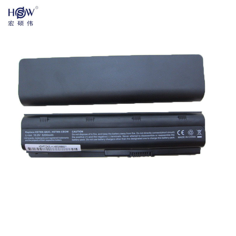 HSW Laptop Batería para HP Pavilion DV3 DM4 DV5 DV6 G6 G6 G7 CQ42 - Accesorios para laptop - foto 2