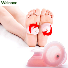 2Pcs Silicone Massage Vacuum Body Cups Set Anti Cellulite Cupping Family Full Massgaer Helper D0349