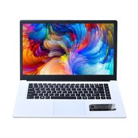 A10 ultra thin laptop Notebook 15.6 inch Intel Z8350 Quad Core 4G 64G student business office Portable computer