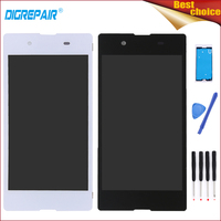 100 Tested Black White For Sony Xperia E3 D2203 D2206 D2243 D2202 LCD Display Digitizer Touch
