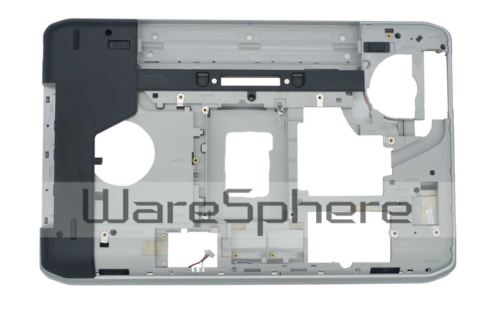 New Bottom Base Cover Bottom Case for Dell Latitude <font><b>E5520</b></font> 03PH4G 3PH4G 1A22J1700-600-G Black image
