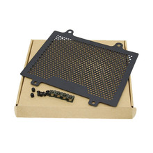 Modified water tank protection net for BMW G310R motorcycle