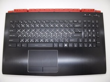 Laptop Palmrest&Keyboard For MSI GE62-2QD Black With Backlit TW Chinese V143422BK2 CH S1N-3ETC2Q1-SA0 3076J1C212Y31 Used