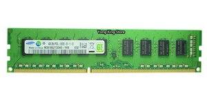 Image 3 - سامسونج DDR3 2GB 4GB 8GB 1333MHz 1600MHz نقية ECC UDIMM خادم الذاكرة 2RX8 8G PC3L 12800E محطة العمل RAM 10600 12800 غير مخزنة