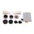 2017 3in1 Kit 15X 0.36X Fisheye Grande Angular Macro Lente Da Câmera Do Telefone de Peixe lentes oculares para xiaomi redmi 2 3 s 4 nota 3 mi4 mi5 MI6