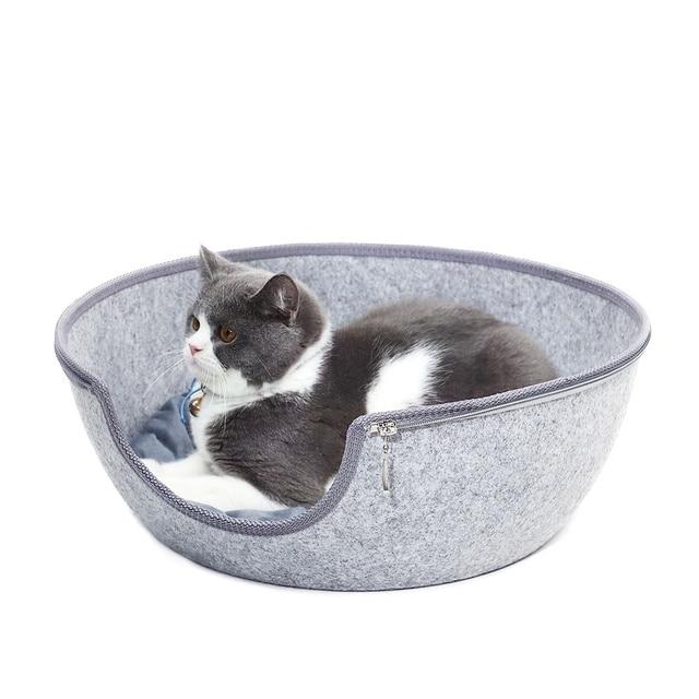 Egg-Type Cat House 2