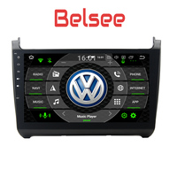 Belsee VW Polo 2012 2013 2014 2015 2016 Android 8.0 Auto Head Unit Car Stereo Radio Octa Core 2 Din 4 32GB Navigation System HD