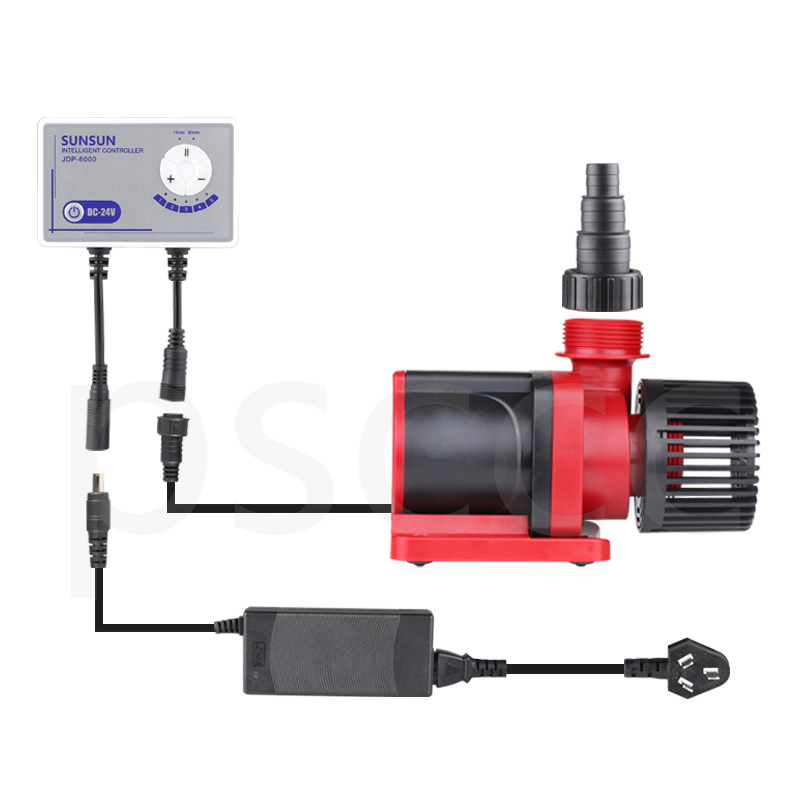 110 240V SUNSUN JDP DC variable frequency water pump large flow adjustable submersible pump high lift