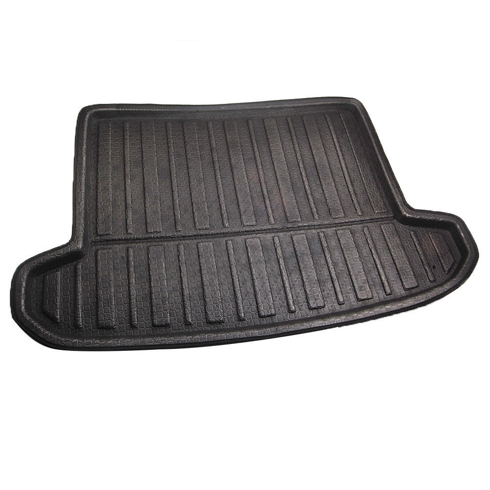 Car Rear Trunk Boot Mat Cargo Liner Tray Carpet Floor Trim Fit For Hyundai Tuscon 2016-2018 Car Styling Accessories Decoration ...