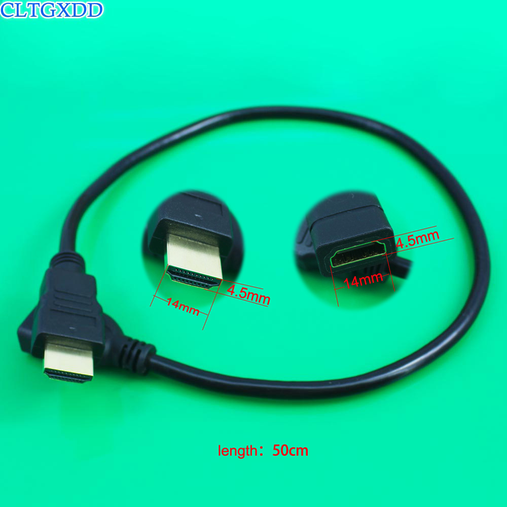 cltgxdd New HDMI Extender Cable Male to Female M/F 1080P Adapter ...