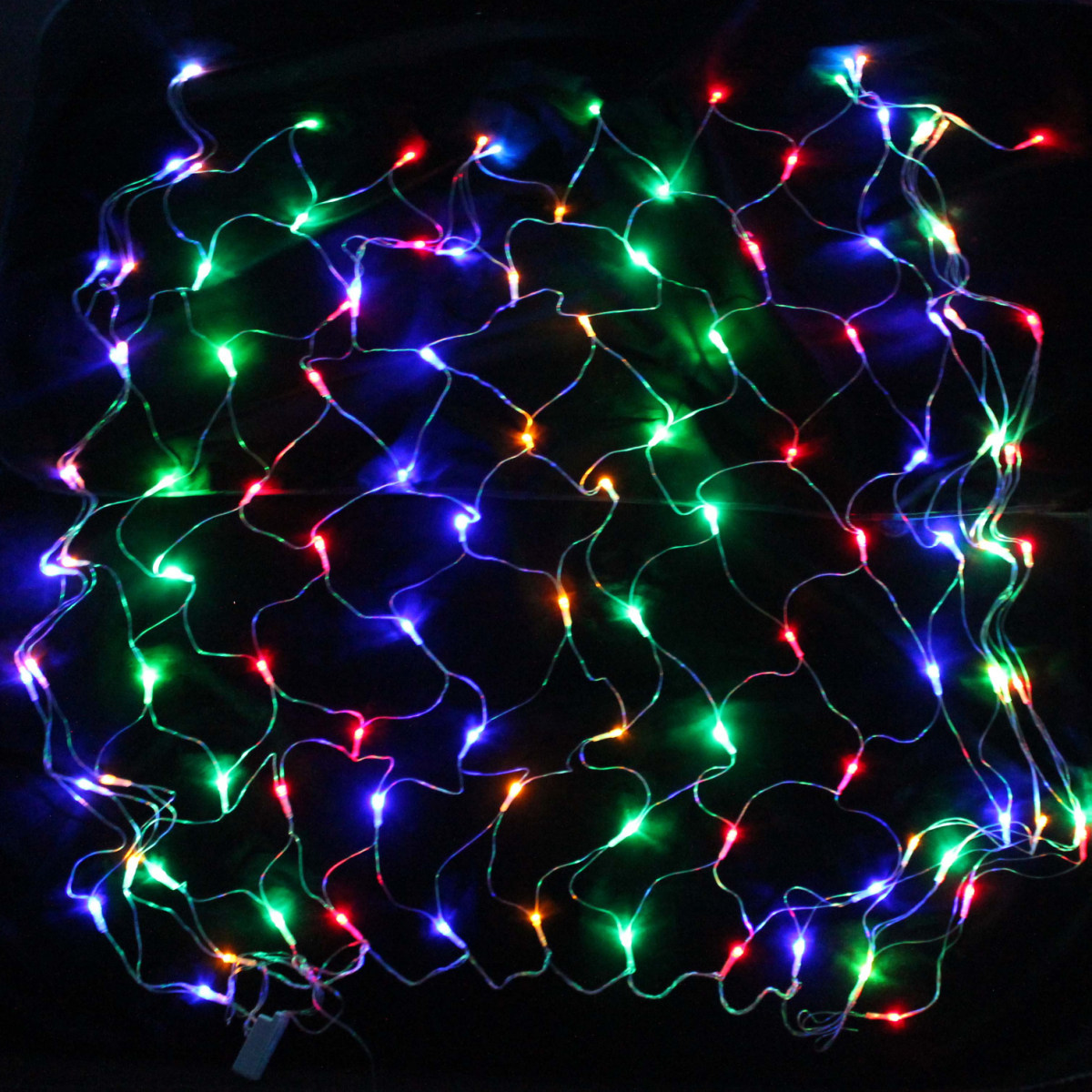 3h1 christmas decoration 120 led net lights decoration lamp curtain lights lantern string light 190g party costume union in led string from lights - Decoration Lights