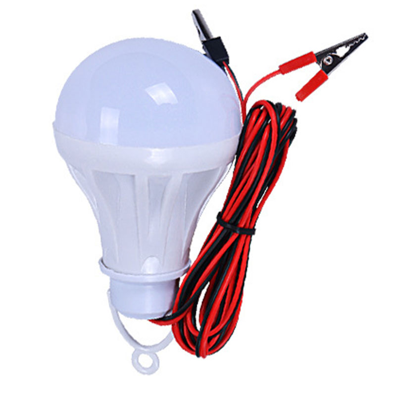 DC12V 0.14A 3W LED Bulbs Light For Outdoor//Indoor Household Supply White