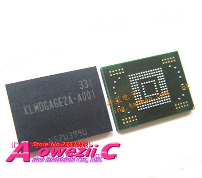Aoweziic (1PCS) (2PCS) (5PCS) (10PCS) 100% new original KLMDGAGE2A-A001 BGA 128G Memory chip KLMDGAGE2A A001 1pcs 2pcs 5pcs 10pcs 100% new original klmbg4webc b031 bga emmc 32gb memory chip klmbg4webc b031