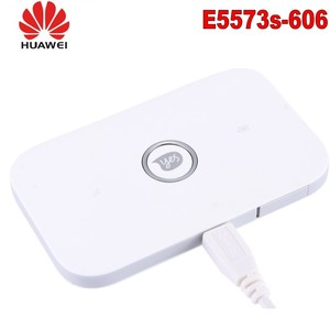 Image 1 - Unlocked Huawei E5573 E5573s 606 4G wifi router band 28 700mhz 4g mobile wifi 4g mifi dongle miFi Router 4g wifi Hotspot router