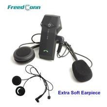 FreedConn бренд 1000 м Мотоциклетный шлем Bluetooth гарнитура NFC fm-радио + дополнительная мягкая динамик Коло Бесплатная доставка!!