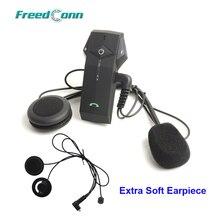 FreedConn Brand 1000M Motorcycle Helmet Bluetooth Intercom Headset NFC FM radio Extra Soft Earpiece COLO Free