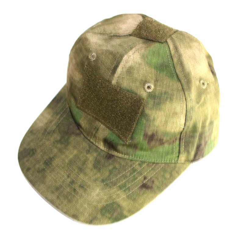 الجيش كاب التكتيكية العسكرية التمويه قبعة الصيد Flishing كاب الرياضة في الهواء الطلق البيسبول قبعات الرجال متعددة حدبة الجندي القتالية الشمس القبعات