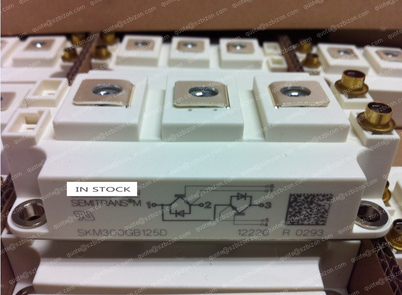 Fast Delivery SKM300GB125D SKM300GB128D SKM300GM128D IGBT modules|Air Conditioner Parts| |  - title=