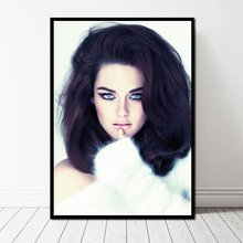 Kristen Stewart American Famous Actress Poster Print Painting Home Decor Wall Art Poster(China)