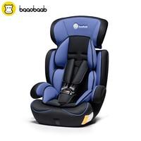 BAAOBAAB Регулируемый Детское Автокресло группы 1/2/3 (9 36 кг) безопасность ребенка в детское сиденье для 9 месяцев для детей 12 лет