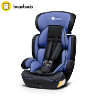 BAAOBAAB Adjustable Baby Car Seat Group 1 2 3 9 36 Kg Child Safety Booster Seat