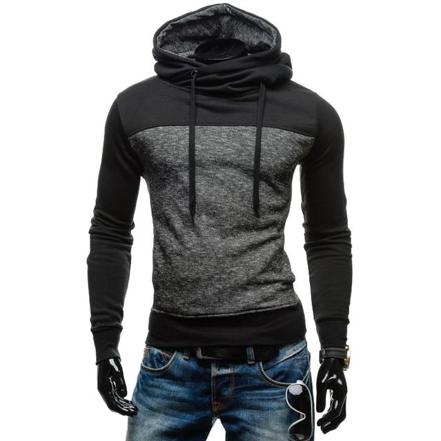 3facc0a58 US $14.39 34% OFF|2019 Autumn Winter Fashion New Black Cloak Hooded Male  Streetwear Hip Hop Long Hoodies Clothing Men Sweatshirt Cool Man-in Hoodies  & ...
