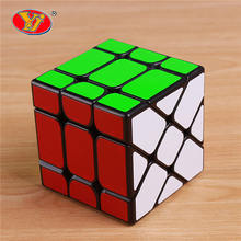 Original YJ puzzle 3x3x3 magic speed fisher cube Yongjun learning education toys for children kids cubo magico(China)