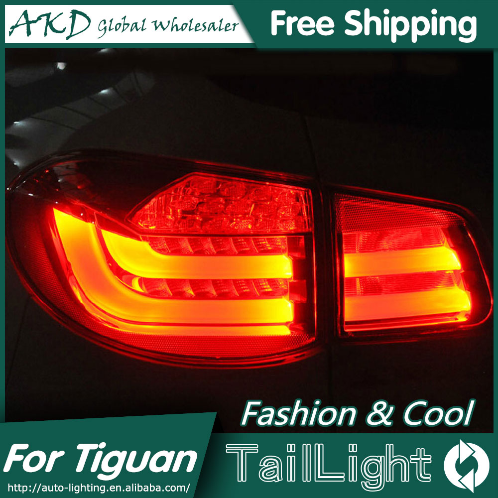 Akd Car Styling For Vw Tiguan Tail Lights 2010 2012 Tiguan