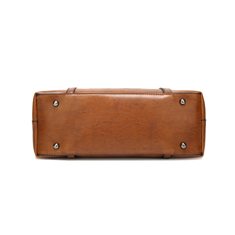 Tophandtag Väskor för kvinnor 2018 Vintage Stor Storlek Stor - Handväskor - Foto 4