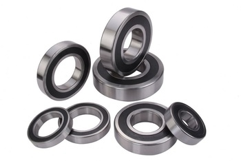 6802RS rubber sealing cover thin wall deep groove ball bearings 15*24*5 mm image