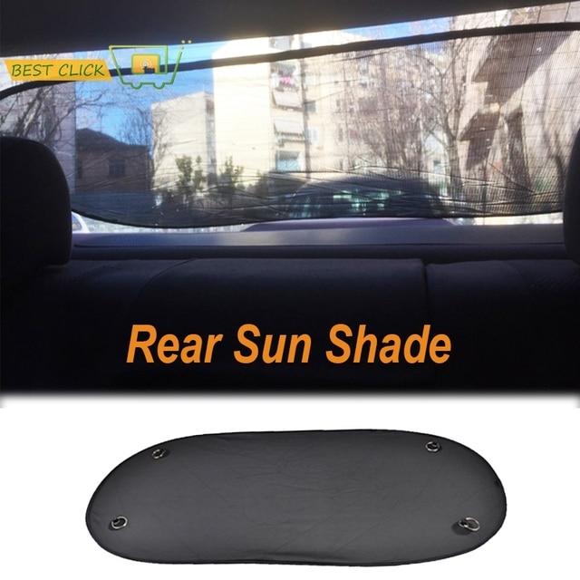 1pc Car Rear Window Sun Shades Sunshade Front Back Window Cover Mesh Visor  Shield Screen UV protection kids baby child Travel cf303455a53