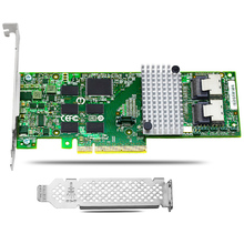 9750-8i 8 Ports 6Gb/s SATA SAS PCI-Express Raid Controller Card for 3ware Server