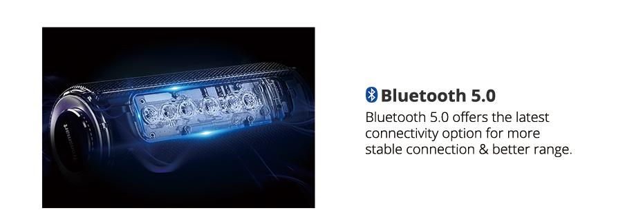Tronsmart T6 Plus Altavoz Bluetooth portátil 40W 11