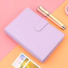 Macaron Notebook Diary Sketchbook Agenda Organizer Planner Travel Journal Office Personal Notebook Stationery leather notebook business stationery 2 colors office notebooks diary journal sketchbook refill paper notebook a diary gift
