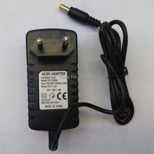 Eurp plug power adaptor per package DC12V 2A Power Supply 2000mA for CCTV power adapter(China)