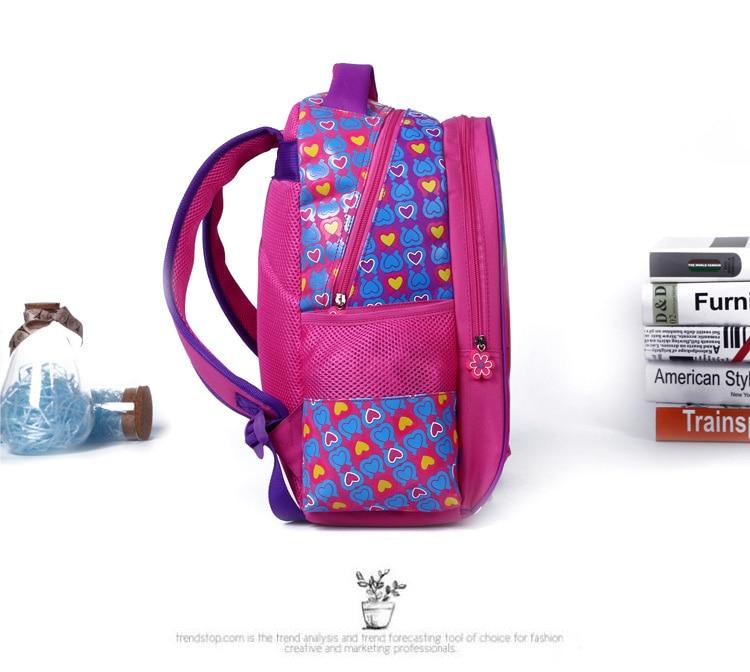fba63121c226 ... My little pony School bags Children Kids Pupil schoolbag orthopedic  Backpack for Teenager boys girls Big ...