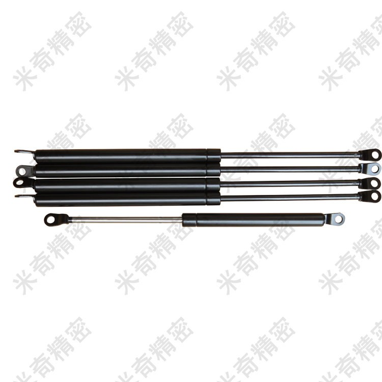 Force Auto Gas Spring Strut Damper Gas Strut Shock Spring Lift Rod Prop Automotive Gas Springs TFGSS15050B 200mm stroke 35kg 77lb force auto gas spring strut damper spring m8 gas springs 480mm gas strut shock lift prop for automotive